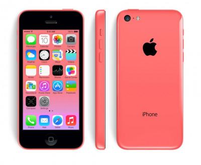 IPhone 5C 16GB Pink/GARANTIE 1 AN/Reinoit/ Renewed by Grade ZERO foto