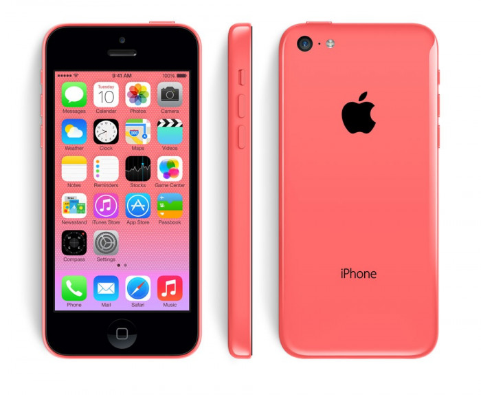 IPhone 5C 16GB Pink/GARANTIE 1 AN/Reinoit/ Renewed by Grade ZERO foto mare