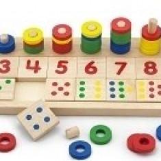 Joc Numara Si Potriveste Numerele - Jocuri Litere si Cifre