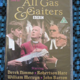 ALL GAS AND GAITERS (2 DVD-uri ORIGINALE, SERIAL BBC BRITANIC DE COMEDIE, 1966) - Film serial, Engleza