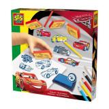 Ses Junior - Set Stampile - Disney Cars 3 (11 Buc) - Jocuri arta si creatie