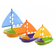 Set jucarii pentru baie Baby Mix 195BC-M, Mov - Jucarie baie