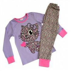 Pijama pentru fetite ATUT A- 5074