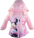 Geaca pentru fetite Minnie Mouse-Sun City PH0148R, Roz