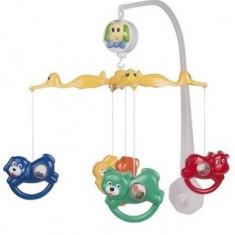 Carusel muzical Animalute-Canpol Babies 2/941G - Instrumente muzicale copii
