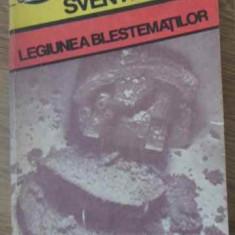 Legiunea Blestematilor - Sven Hassel, 398812 - Carte politiste