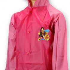Pelerina de ploaie pentru fetite Soy Luna-Setino 750-103F, Fucsia - Pelerina ploaie