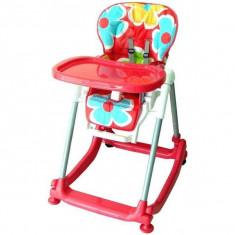 Scaun de masa multifunctional pentru copii-Baby Mix DS-588R