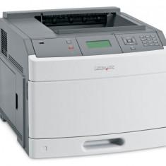 Imprimante second hand 45ppm Lexmark T650N - Imprimanta laser alb negru