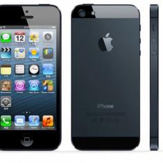 iPhone 5 Apple 16GB Space Grey/GARANTIE 1 AN/Reinnoit/ Renewed by Grade ZERO, Negru, Neblocat