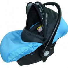Scoica Auto BabyActive Carlo (0-10 Kg) SCBA13A, Albastru - Scaun auto copii, 0+ (0-13 kg)
