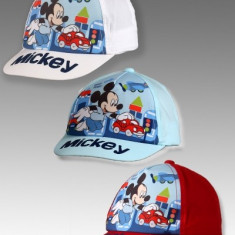 Sapca pentru baieti Mickey Mouse SETINO 770-591 - Sapca Copii