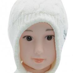 Caciula de iarna pentru fetite Hello Kitty-Sun City NH4132C