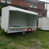 Rulota comerciala 4x2x2.30 in stoc - Utilitare auto