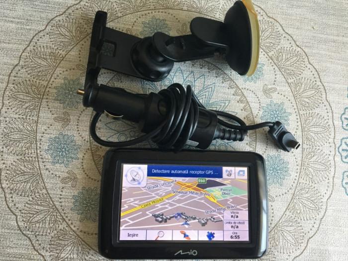 GPS Mio S 480 foto mare