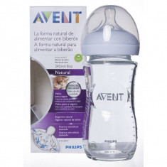 Biberon PHILIPS AVENT Natural 240 ml SCF673/17