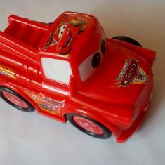Bucsa si Fulger McQueen - Masinuta Mattel