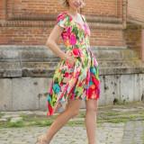 Rochie Summer Colours 1 - Femei - Fusta