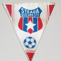 Fanion fotbal - STEAUA BUCURESTI