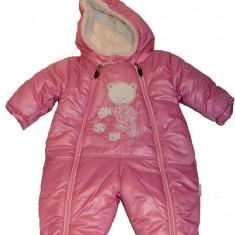 Salopeta de iarna imblanita pentru bebelusi DANDINI DNDSB2584