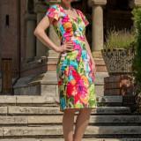 Rochie Summer Colours 2 - Femei - Fusta