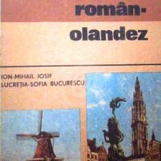 Ghid de conversatie roman-olandez
