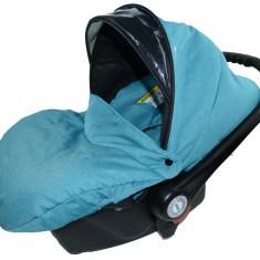 Scoica Auto BabyActive Carlo (0-10 Kg) SCBA14V, Verde - Scaun auto copii
