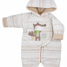 Salopeta de iarna pentru bebelusi-KOALA Fox 04-494-1C