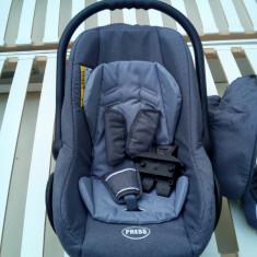 Vand scaun masina - Scaun auto copii, 0-1-2 (0-25 kg), In sensul directiei de mers, Isofix