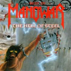 Manowar- The Hell of Steel - Muzica Rock warner, CD