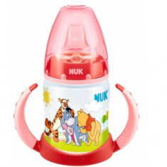Biberon Nuk First Choice Winnie the Pooh 6-18 luni 150 ml 743348-R1, Rosu