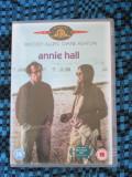 ANNIE HALL (1 DVD ORIGINAL, FILM COMEDIE cu WOODY ALLEN si DIANE KEATON), Engleza