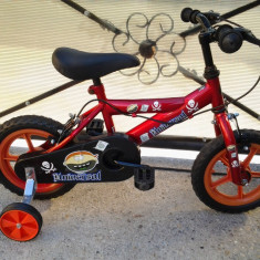 Universal, Red, bicicleta copii 12