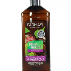 Sampon Farmasi Herbal Natural Shiny Hair 700ml