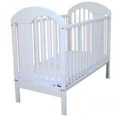 Patut din lemn pentru copii Jardrew Tymon PJT-1A - Patut lemn pentru bebelusi