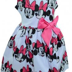 Rochie eleganta pentru fetite Minnie Mouse-Natalia RNTL8-R