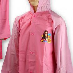 Pelerina de ploaie pentru fetite Soy Luna-Setino 750-103R, Roz - Pelerina ploaie