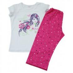 Pijama pentru fetite ATUT A-3525