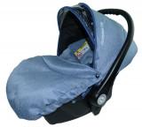 Scoica Auto BabyActive Carlo (0-10 Kg) SCBA6A, Albastru