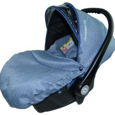 Scoica Auto BabyActive Carlo (0-10 Kg) SCBA6A, Albastru - Scaun auto copii
