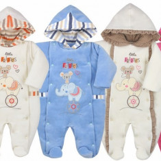 Salopeta de iarna pentru bebelusi-KOALA Circus 04-514