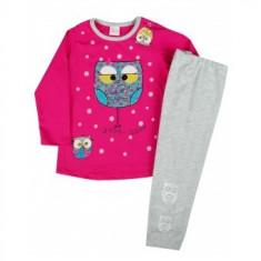 Pijama pentru fetite ATUT A-5307