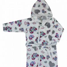 Halat de baie pentru fetite-Koala Przytulanka 05-050A1