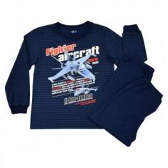 Pijama pentru baietei GT-3388, Bleumarin