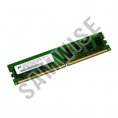 Memorie Calculator RAM 2GB MT DDR2 800MHz PC2-6400U **** GARANTIE 2 ANI **** - Memorie RAM