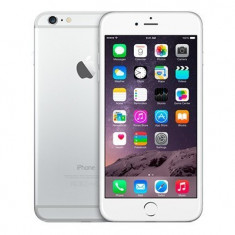 iPhone 6 Plus Apple 16GB Silver/GARANTIE 1 AN/Reinnoit/ Renewed by Grade ZERO, Argintiu, Neblocat