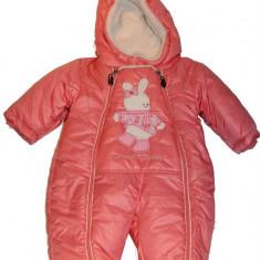 Salopeta de iarna imblanita pentru bebelusi DANDINI DNDSB2583