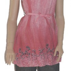 Bluza fara maneci pentru gravide-MODA FLASH BMMDF1R, Roz - Bluza gravide