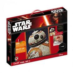 Pixel Art Star Wars BB-8 - Jocuri arta si creatie Quercetti