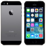 iPhone 5S Apple 16GB Space Grey/GARANTIE 1 AN/Reinnoit/ Renewed by Grade ZERO, Gri, Neblocat